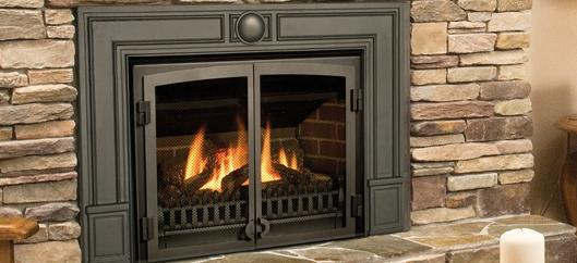 county orange repair residential fireplace