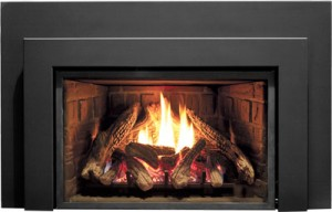 Heat & Glo Gas Fireplace