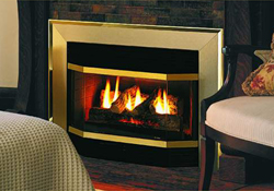 hunter gas fireplace repair